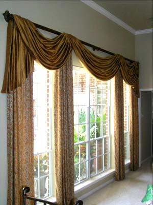 Custom Window Treatments Finish Your Rooms Temecula Ca
